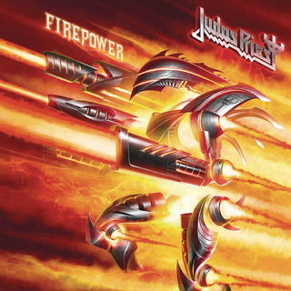 Judas Priest Firepower Cd Import Nuevo Original En Stock