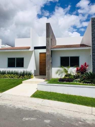Casa Una Sola Planta En Lomas De Cocoyoc Morelos