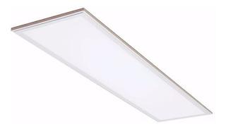 Panel Colgar Plafon Led 41w 120x30 Sica Luz Dia 120 X 30 Kit