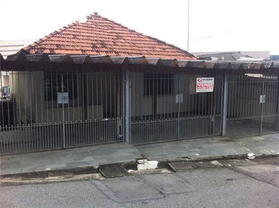 Casa À Venda, 4 Quartos, 3 Vagas, Centro - São Bernardo Do Campo/sp - 13291