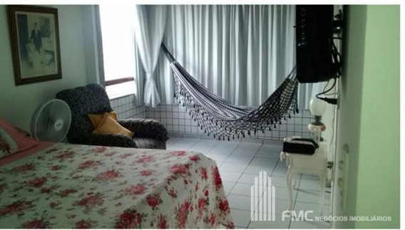 Apartamento Padrão Com 4 Quartos No Edf. Maria Marta - Vd1735-v