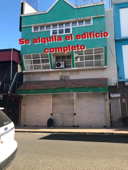 Edificio Comercial En Villa Consuelo En Renta Con Montacarga