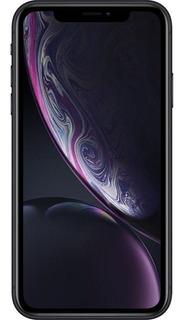 iPhone Xr 256gb Celular Usado Seminovo Preto Excelente C/ Nf