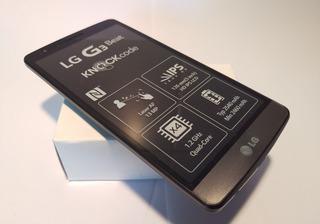 Celular Smartphone Lg G3 Beat Novo Excelente Oportunidade