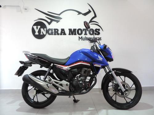 Honda Cg 160 Titan C/ 3956 Mil Km 2020