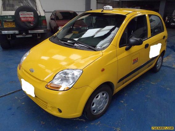 Taxi Chevrolet Spark F.e