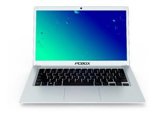 Notebook Pcbox 14 Intel Quad Core 64gb 4gb Ram Windows 10