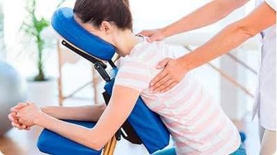 Quick Massage Para Empresas E Eventos.