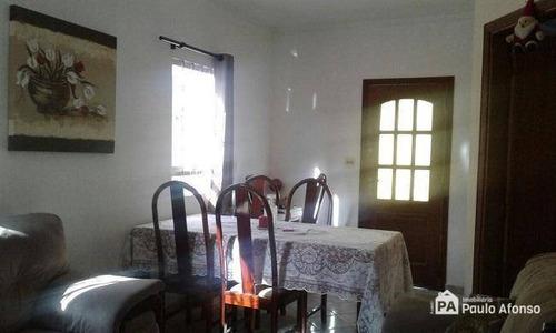 Casa Com 3 Dormitórios À Venda, 130 M² Por R$ 390.000,00 - Jardim Philadélphia - Poços De Caldas/mg - Ca1033