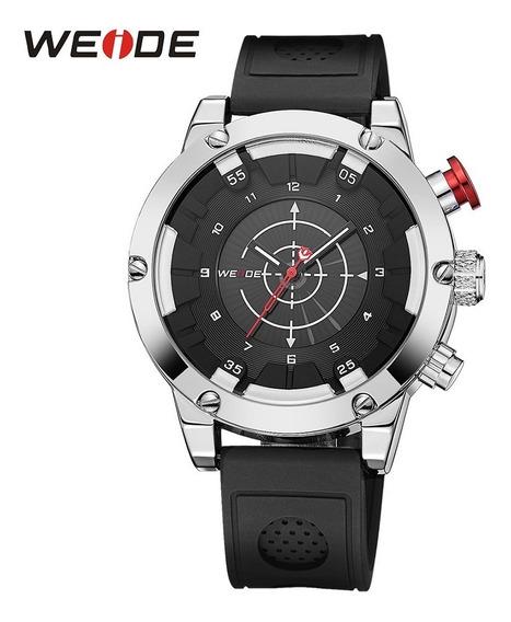 Autentico Reloj Weide Wh6301 Con Estuche