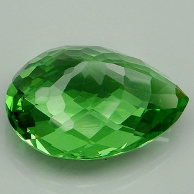 Ametista Verde Pear Com 21 X 15.4 X 10.7 Mm