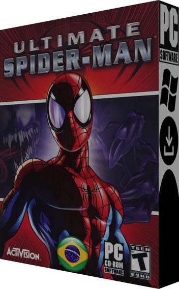Ultimate Spider Man Pt Br - Pc - Digital