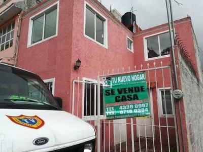 $950.000 Casa 2 Niv. 3 Rec,solo Efectivo Bosques De Coacalco