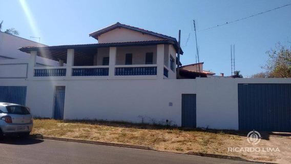 Casa Residencial À Venda, Pallu, São Pedro. - Ca0984