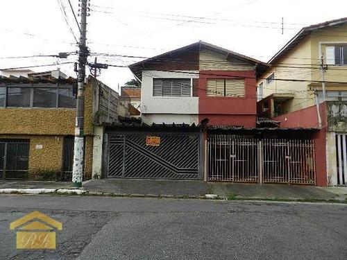 Sobrado Com 2 Dormitórios À Venda, 140 M² Por R$ 650.000,00 - Jardim Aeroporto - São Paulo/sp - So1477