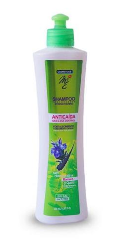 200w Shampoo Sin Sal De Romero Anticaida - g a $101