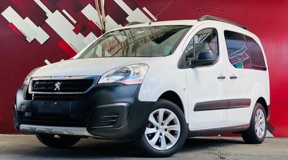 Peugeot Partner Tepee 2017 7 Pasajeros