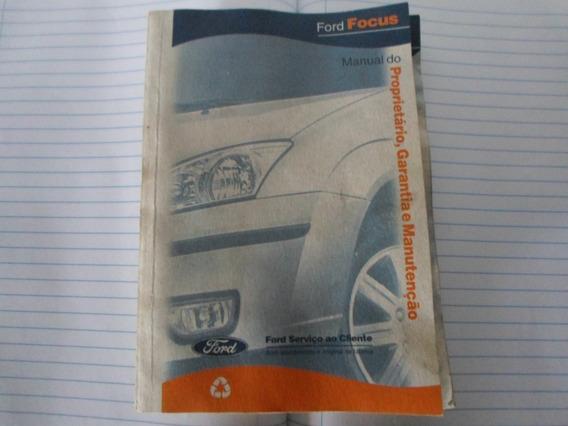Manual Do Proprietario Do Ford Focus 2007