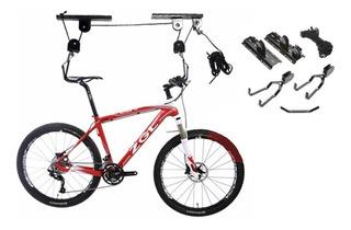 Soporte Gancho Levadizo Para Bicicletas Casa Hogar Maranello