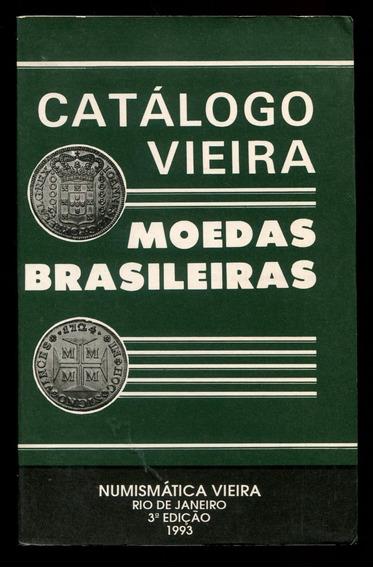 Catálogo Vieira - Moedas Brasileiras - Ed. 1989 - L.2062