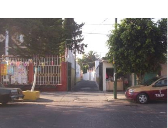 San Miguel, Iztacalco, Terreno O Bodega Con Uso De Suelo Para Industria Ligera
