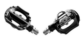 Pedales Shimano A530 C/ Calas Y Traba 1 Lado - Ciclos