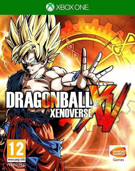 Dragon Ball Xenoverse Xbox One Física Lacrado Rj (em Inglês)