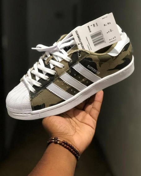 Tênis adidas Superstar Foundation 100% Original Importado