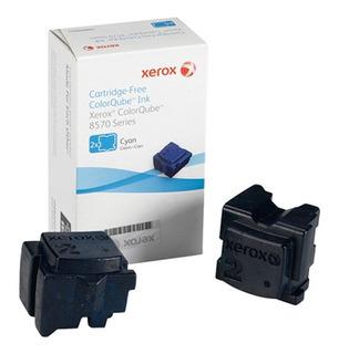 Cartucho Tinta Solida Xerox 8570 8580 Color Original
