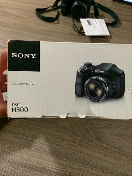Câmera Sony Dsc-h300