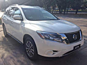 Nissan Pathfinder Sense V6 At Seminueva