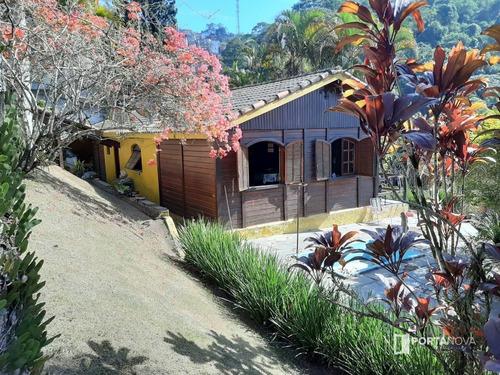 Chácara Com 3 Dormitórios À Venda, 1490 M² Por R$ 690.000,00 - Estância Embuarama - Embu Das Artes/sp - Ch0084
