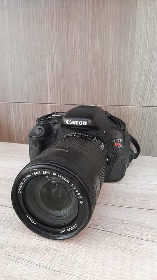 Câmera Profissional Canon T3i Mais Acessórios!
