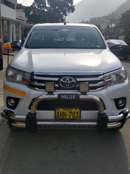 Toyota Hilux Sr 2016