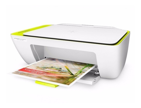 Impresora Multifuncional Hp Deskjet Ink Advantage 2135 Nueva