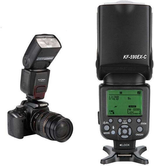 Flash Kf590 Ñ Yn-568ex Ex Yongnuo Para Nikon 568ex