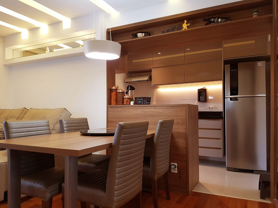 Apartamento Bellagio Alphaville | 74m | 2 Dorms | 2 Vagas