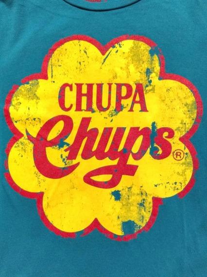 Playera Chupa Chups Nueva Edicion Special Pull And Bear