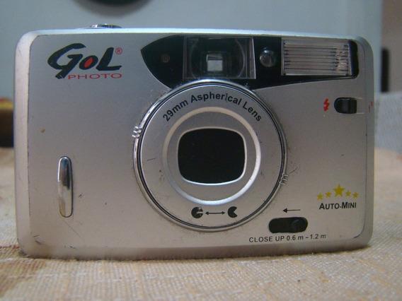 Câmera Fotográfica Gol G18