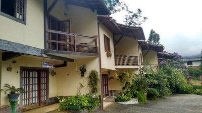 Casa Para Venda Em Teresópolis, Granja Guarani - Ca070