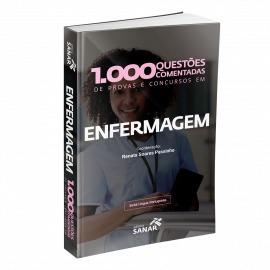 1.000 Questões Comentadas - Enfermagem