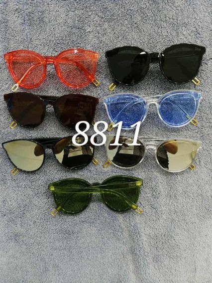 Kit 12 Óculos De Sol Verão Feminino Colorido Moda