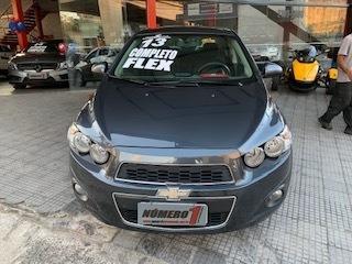 Chevrolet Sonic 2013 1.6 16v Ltz 4p