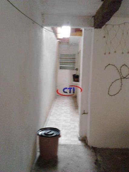 Sobrado Residencial À Venda, Vila Esperança, São Bernardo Do Campo. - So0093