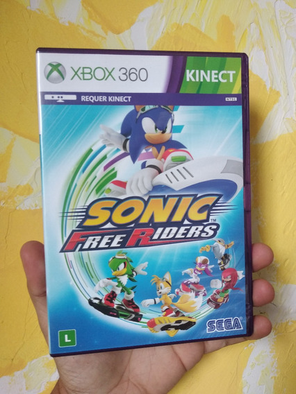 Sonic - Free Riders - Xbox 360