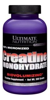 Promoção Creatina 300g Ultimate Nutrition - Monoidratada