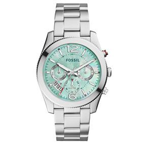 Relógio Feminino Analógico Fossil Es4219/1vn - Prata