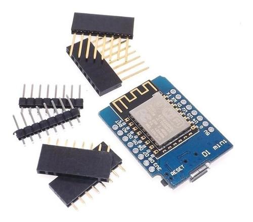 Modulo Wifi Tarjeta Desarrollo Wemos D1 Mini Esp8266