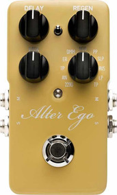 Pedal Tc Electronic Alter Ego - Delay E Looper