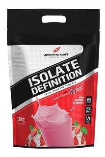 Isolate Definition - Body Action-1,8kg-envio Em 24 Horas